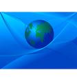Earth Globe3 vector image
