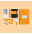 students kit vector image