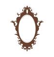 icon mirror vector image vector image
