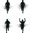 Runner backgrounds vector | Price: 1 Credit (USD $1)