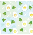 eggs set vector image vector image