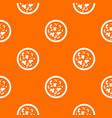 asian hot dish pattern seamless vector image vector image