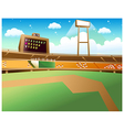 Baseball Field Background