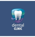 logo dental vector image