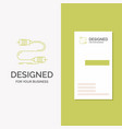 business logo for buzz communication interaction vector image
