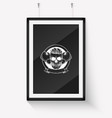 hand drawn skull with boxing gloves vector image vector image