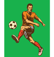 Soccer player vector | Price: 3 Credits (USD $3)