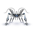 Robot-insect vector image