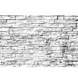 brickwall overlay texture vector image vector image