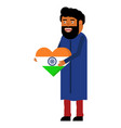 independence day celebrations in india vector image