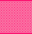 pink tile pattern for seamless wallpaper vector image