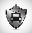 security icon vector image vector image