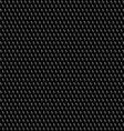 Small metal textured mesh 32cm half-tone seamless vector image vector image