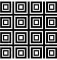 geometric pattern cartoon vector image vector image