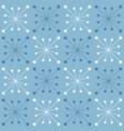original scandinavian modern pattern vector image