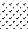 brush pattern seamless vector image vector image