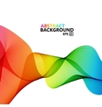 modern colorful hi-tech abstract background vector image vector image