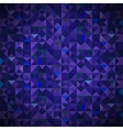 Old Mosaic Blue-Mosaic-Banner vector image vector image