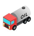 Machine oil isometric 3d icon vector image vector image