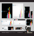Corporate identity business set design vector | Price: 1 Credit (USD $1)