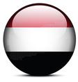 Republic of Yemen vector image vector image