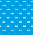 sign octoberfest pattern seamless blue vector image vector image