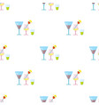 cocktails icon in cartoon style isolated on white vector image vector image