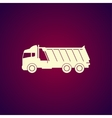 Truck icon concept for design vector image