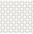 Modern geometric seamless pattern in arabian style vector image vector image