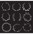 Rustic Laurel and Wreath Collection for Design on