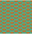 Abstract pattern with a repeating wave vector image vector image