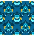 Damask doodle abstract seamless background vector image vector image