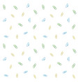 minimalistic pattern with bright clips vector image