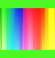 rainbow background abstract backdrop with vector image vector image