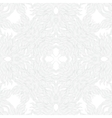 White linear texture in vintage style vector image vector image
