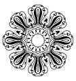 Mandala modern style vector image vector image