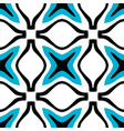 seamless colored pattern with abstract ornaments vector image vector image