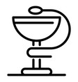 Symbol medicine icon outline style