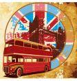 double-decker bus grunge
