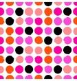 Bold geometric pattern vector image vector image