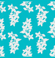 seamless color textile pattern vector image