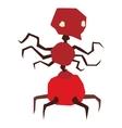 Aliens monster vector image vector image