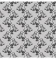 Cartoon Monkey Seamless Pattern vector image vector image