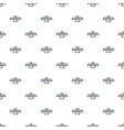 fresh eco beef pattern seamless vector image vector image