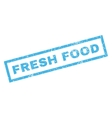 Fresh Food Rubber Stamp vector image vector image