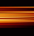 orange abstract speed motion blur of night lights