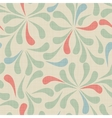 Seamless background of textile vector image