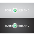 Tour to Ireland vector image vector image