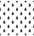 brush house icon simple black style vector image vector image