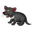 Cartoon Tasmanian devil